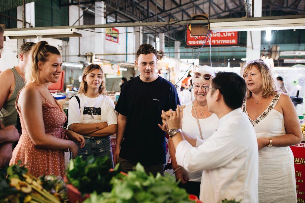 kookcursus in Chiang Mai- Rondreis Thailand - Chiang Mai Thai Cookery School - Yvette Koedam