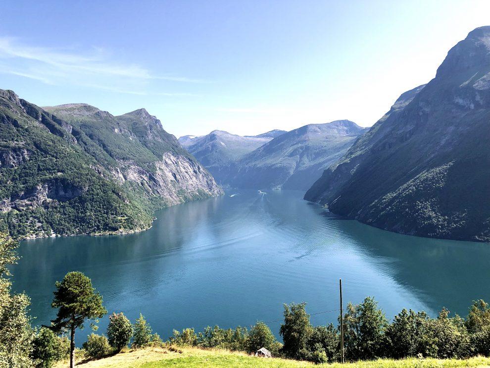 Zuid-Noorwegen rondreis. bezienswaardigheden & tips! Geiranger fjord