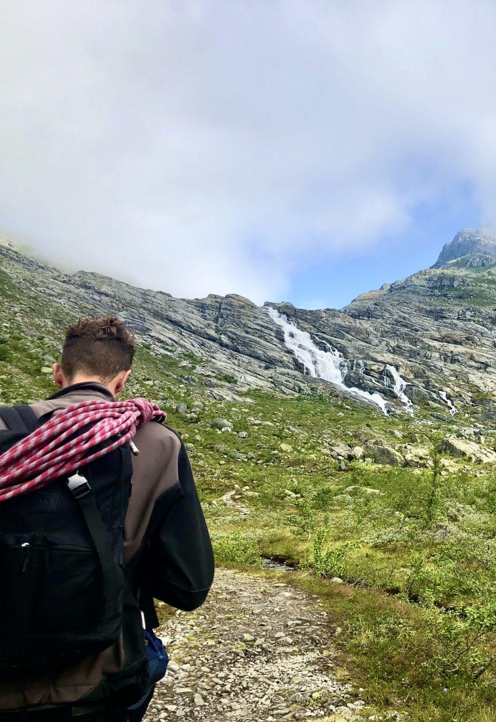 Zuid-Noorwegen rondreis. bezienswaardigheden & tips! Haugabreen gletsjer beklimmen