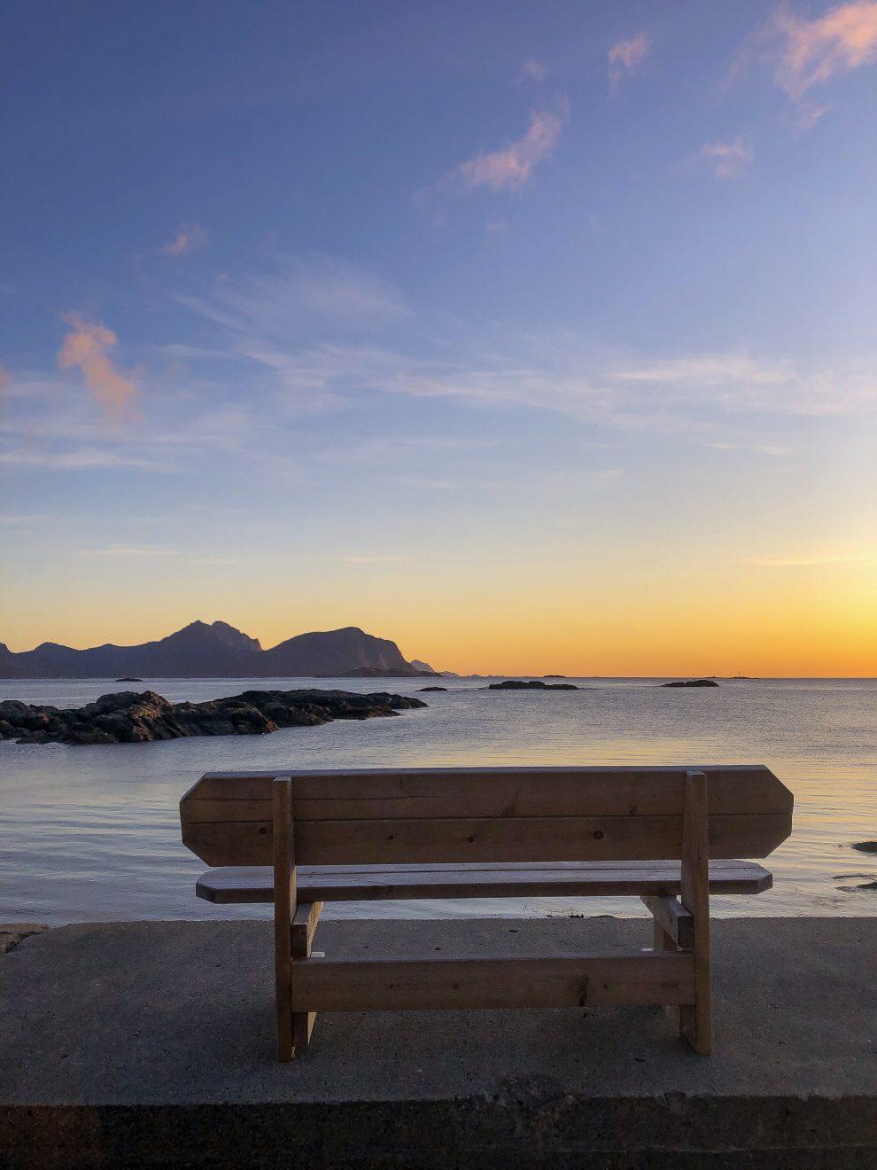 Vakantie Vesterålen Norway - lofoten eilanden - bezienswaardigheden  - Nyksund