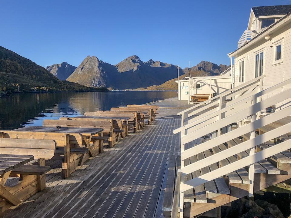 Vakantie Vesterålen Norway - lofoten eilanden - bezienswaardigheden  -  Øksnes Vestbygd - Skipnes