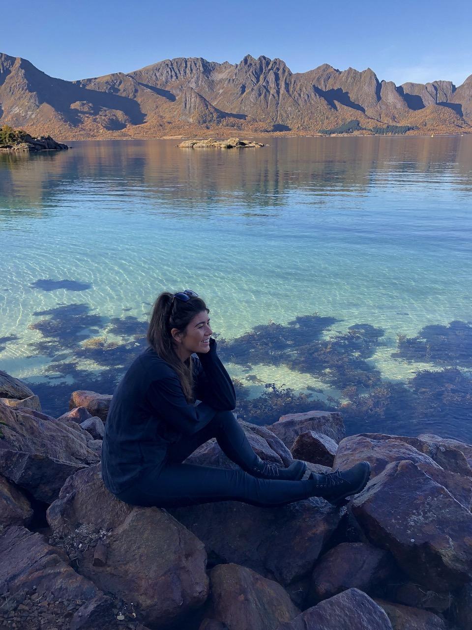Vakantie Vesterålen Norway - lofoten eilanden - bezienswaardigheden  -  stranden Øysand bij Myre