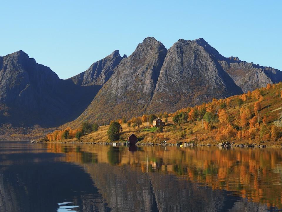 Vakantie Vesterålen Norway - lofoten eilanden - bezienswaardigheden  -  Øksnes Vestbygd