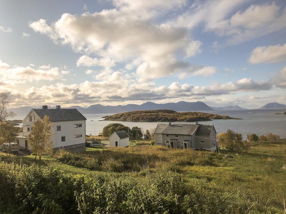 Grytøya - Harstad Noorwegen: Viking geschiedenis & RIB boat-tour langs de fjorden.