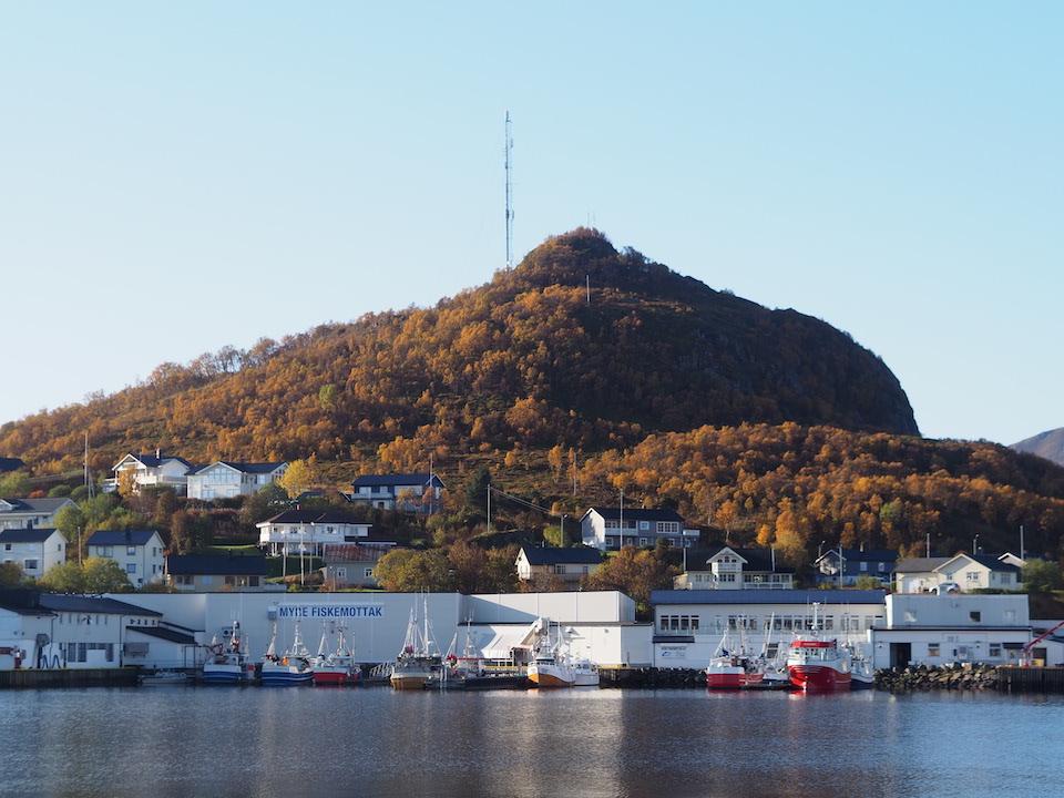 Vakantie Vesterålen Norway - lofoten eilanden - bezienswaardigheden  -  Myre