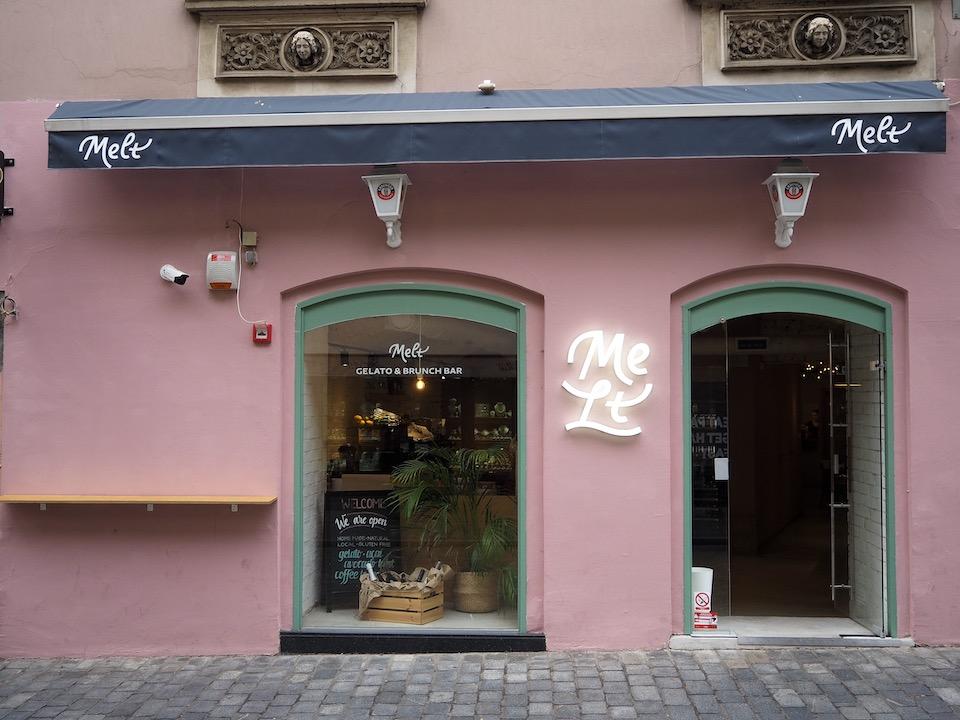 Stedentrip Zagreb - tips - kroatie - kaart Zagreb - eten en drinken in Zagreb  - Melt