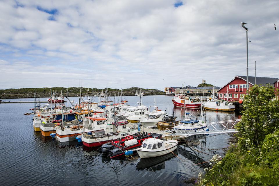 Vakantie Vesterålen Norway - lofoten eilanden - bezienswaardigheden  -  Øksnes Vestbygd - Sto