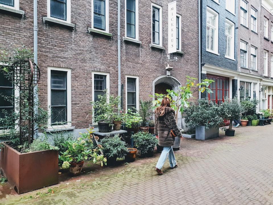 Vintage en tweedehands winkels in Amsterdam centrum - Mick Keus