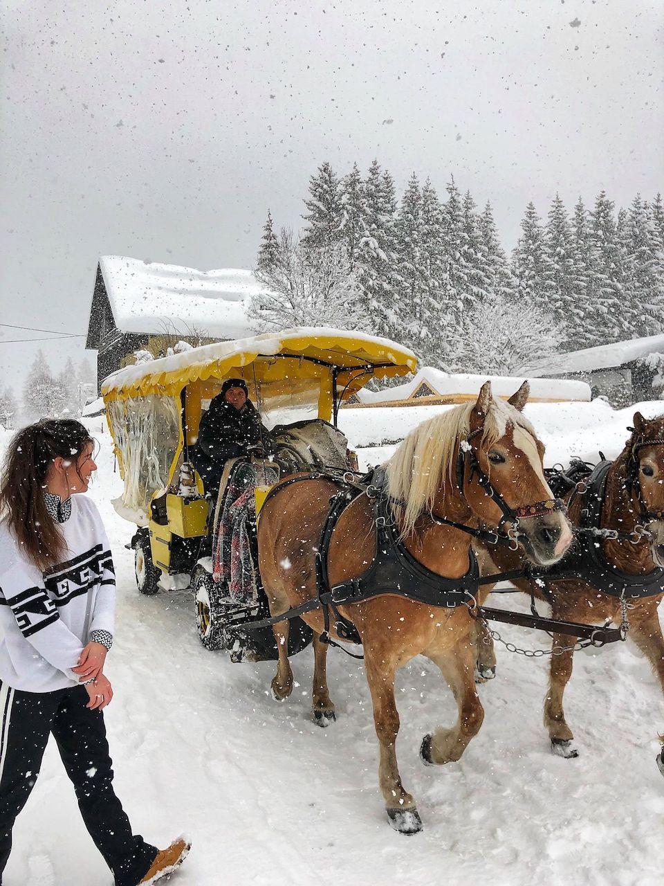 Seefeld in Tirol - skigebied -  wintersportgebied in de Oostenrijkse Alpen - eten en drinken Seefeld - Chloe Sterk