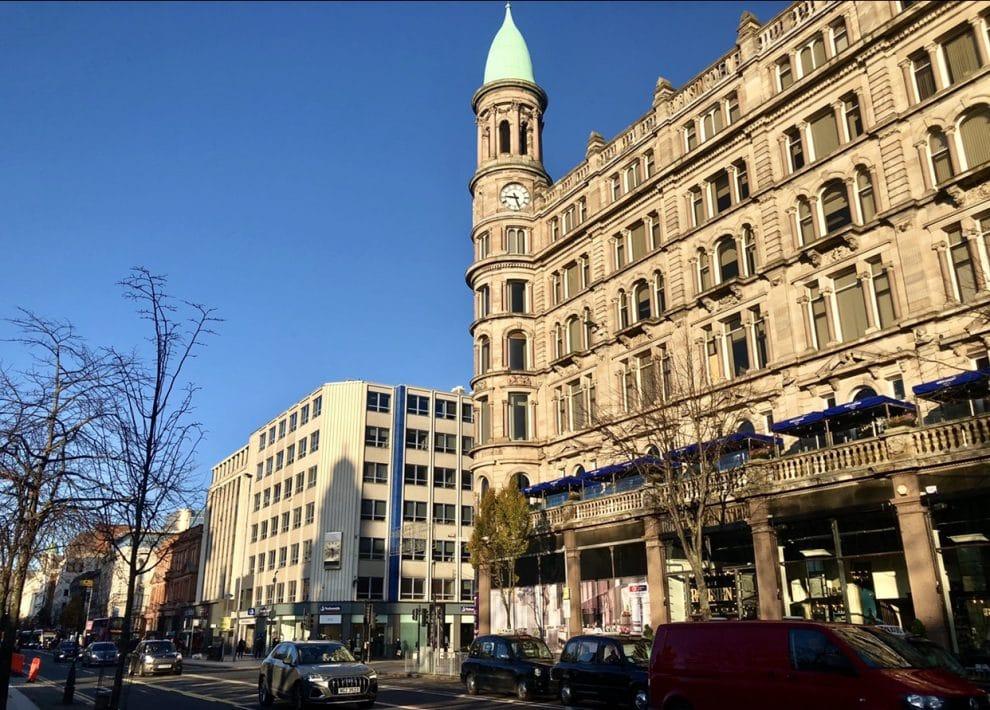 Stedentrip Belfast. De leukste bezienswaardigheden en alle tips! Ten Square Hotel
