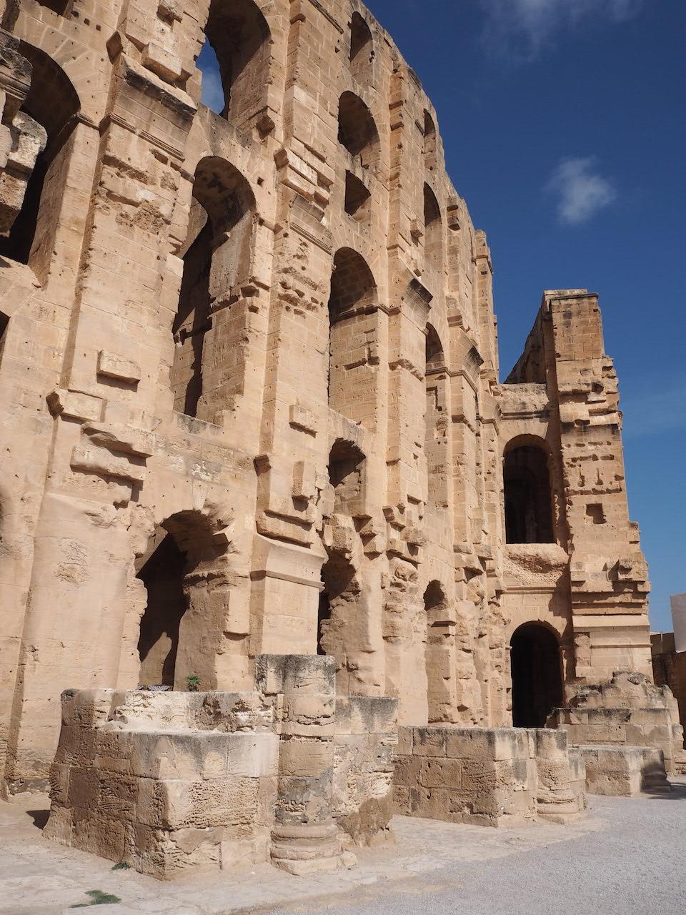 Tunesië: bezienswaardigheden langs de kust + tips. El Djem Amphitheater