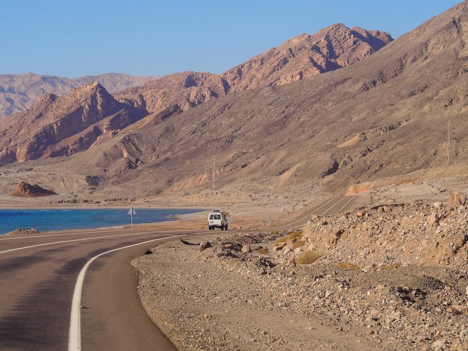 Egypte Taba, zon vakantie naar Egypte, winterzon Sinai Woestijn