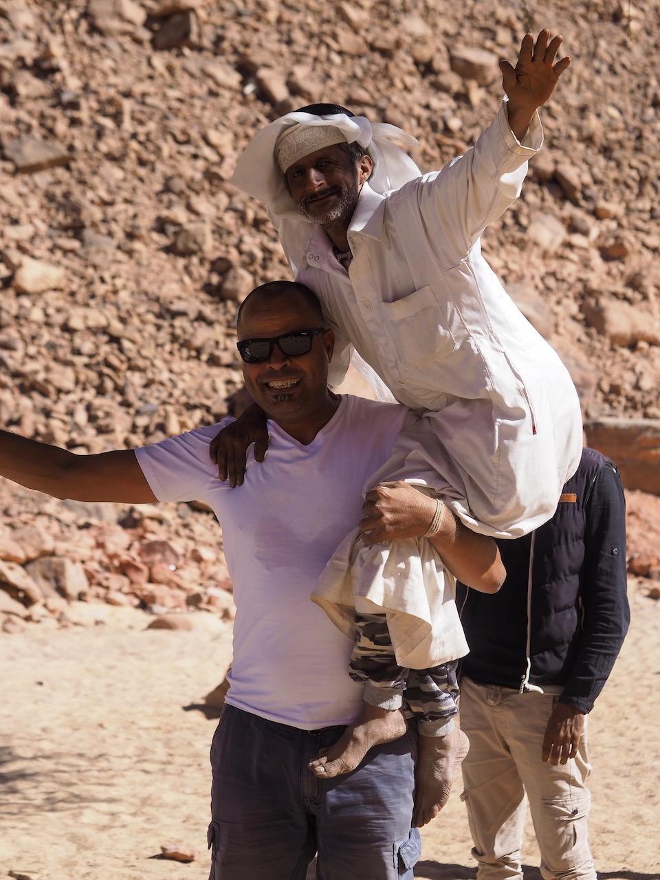 Taba: winterzon vakantiebestemming in Egypte- zuidelijke Sinai.