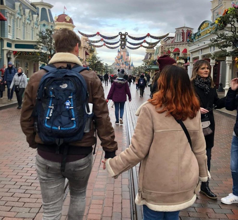 liefdestaal Nikita Foe, Disneyland paris, liefde, ongelukkig, frustratie