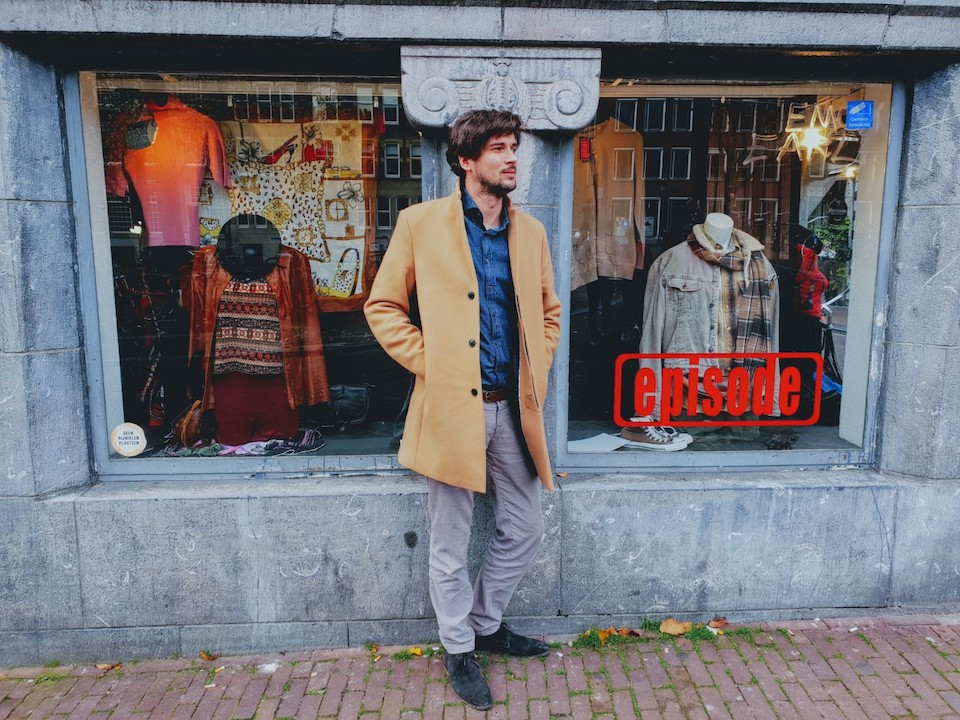 Vintage en tweedehands winkels in Amsterdam centrum - Episode Amsterdam