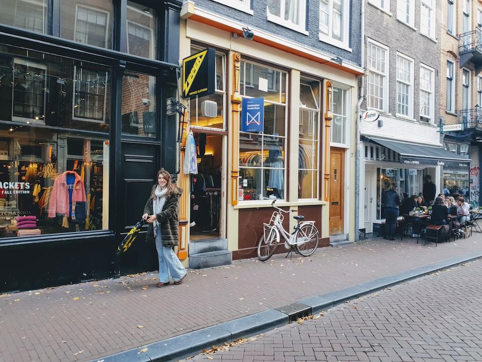 Vintage shoppen in Amsterdam 9 straatjes - Weekendje weg in Amsterdam - dichtbij Leidseplein