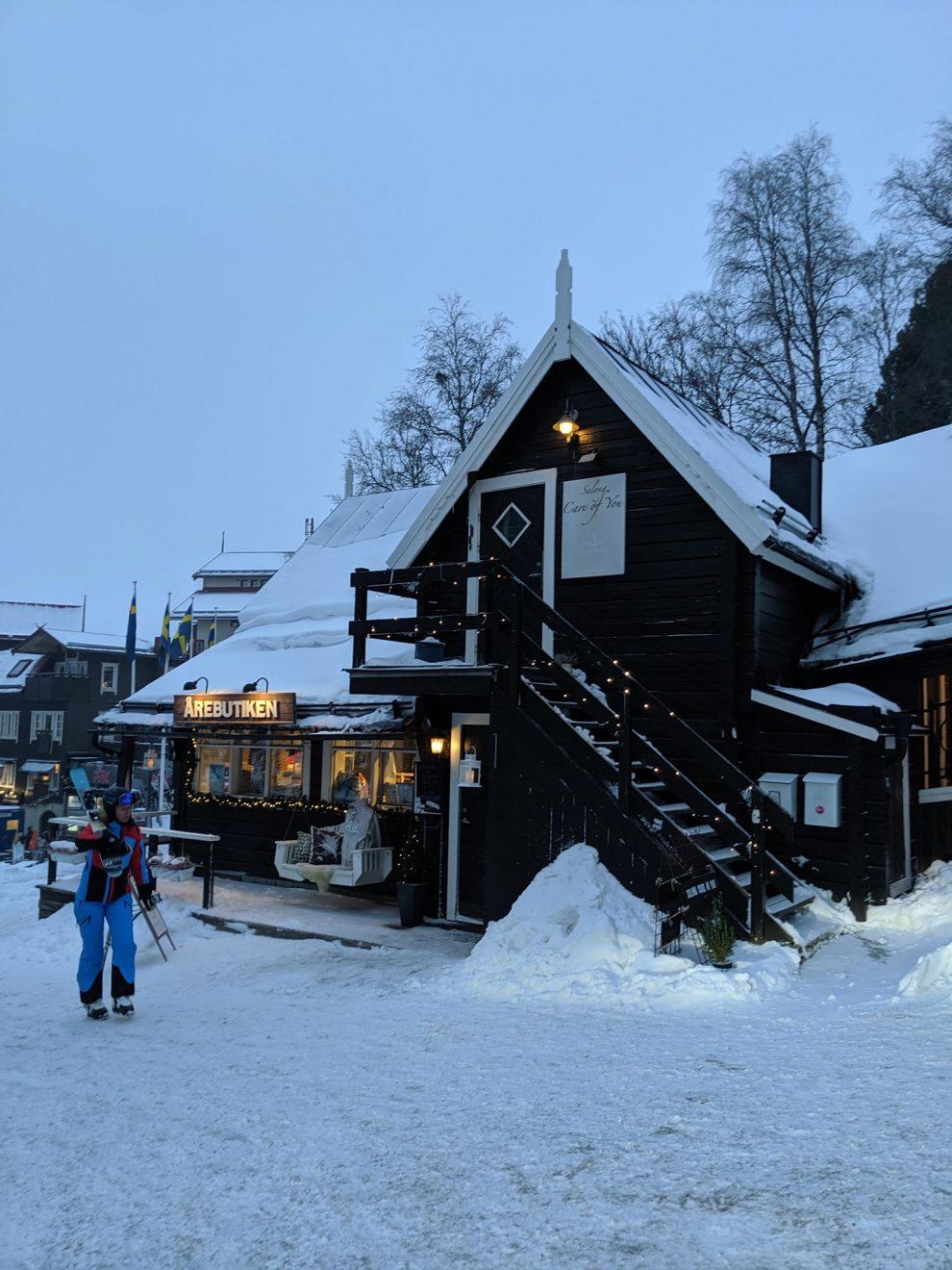Pistemap Åre - Wintersport Åre Zweden - beste skigebied van Zweden - Åre Bergbana
