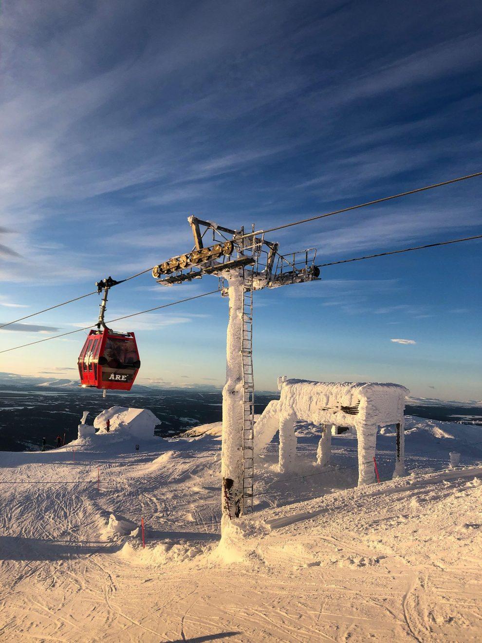 Skistar - Wintersport Åre Zweden - beste skigebied van Zweden