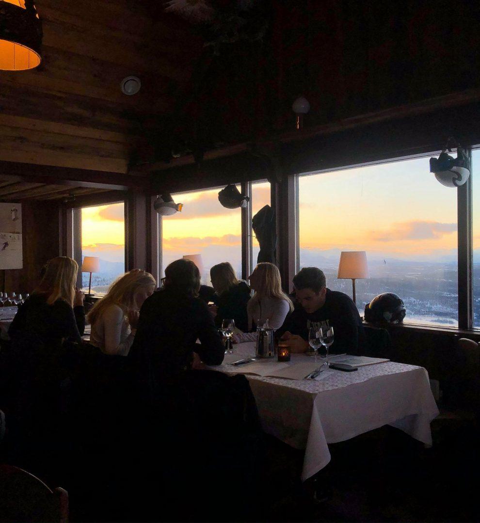Hummelstugan - Wintersport Åre Zweden - beste skigebied van Zweden