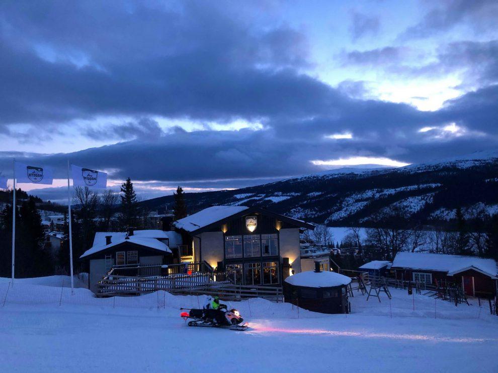 beste après-ski van Åre, Fjällgården - Skistar freeride offpiste Åreskutan - Wintersport Åre Zweden - beste skigebied van Zweden