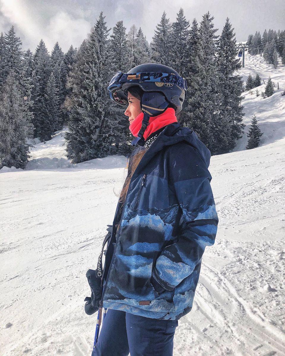 Sankt Anton am Alberg, wintersport Chloe Sterk Oostenrijk, alle tips. skimap Ski Alberg.