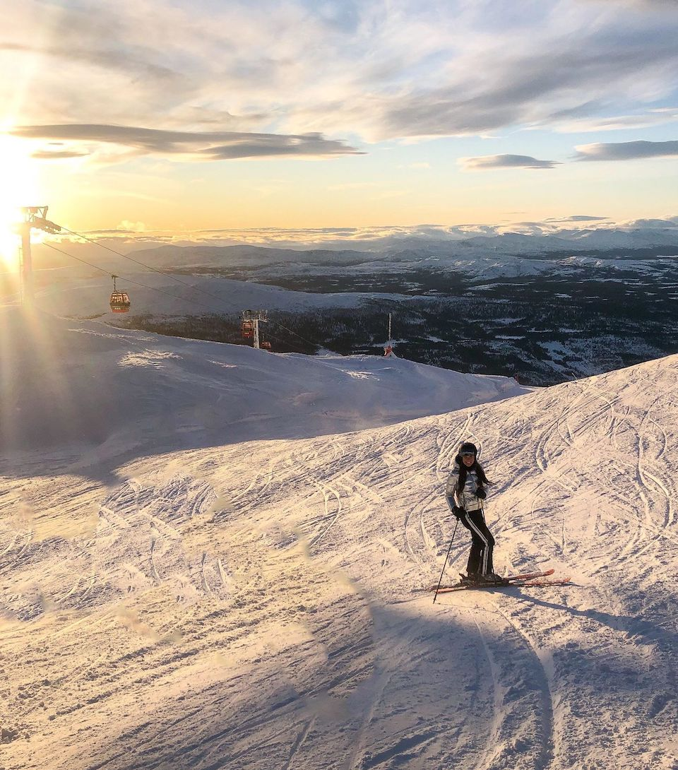Wintersport Zweden, grootste skigebied, doen en winter tips voor Åre en Östersund in Jämtland Zweden.