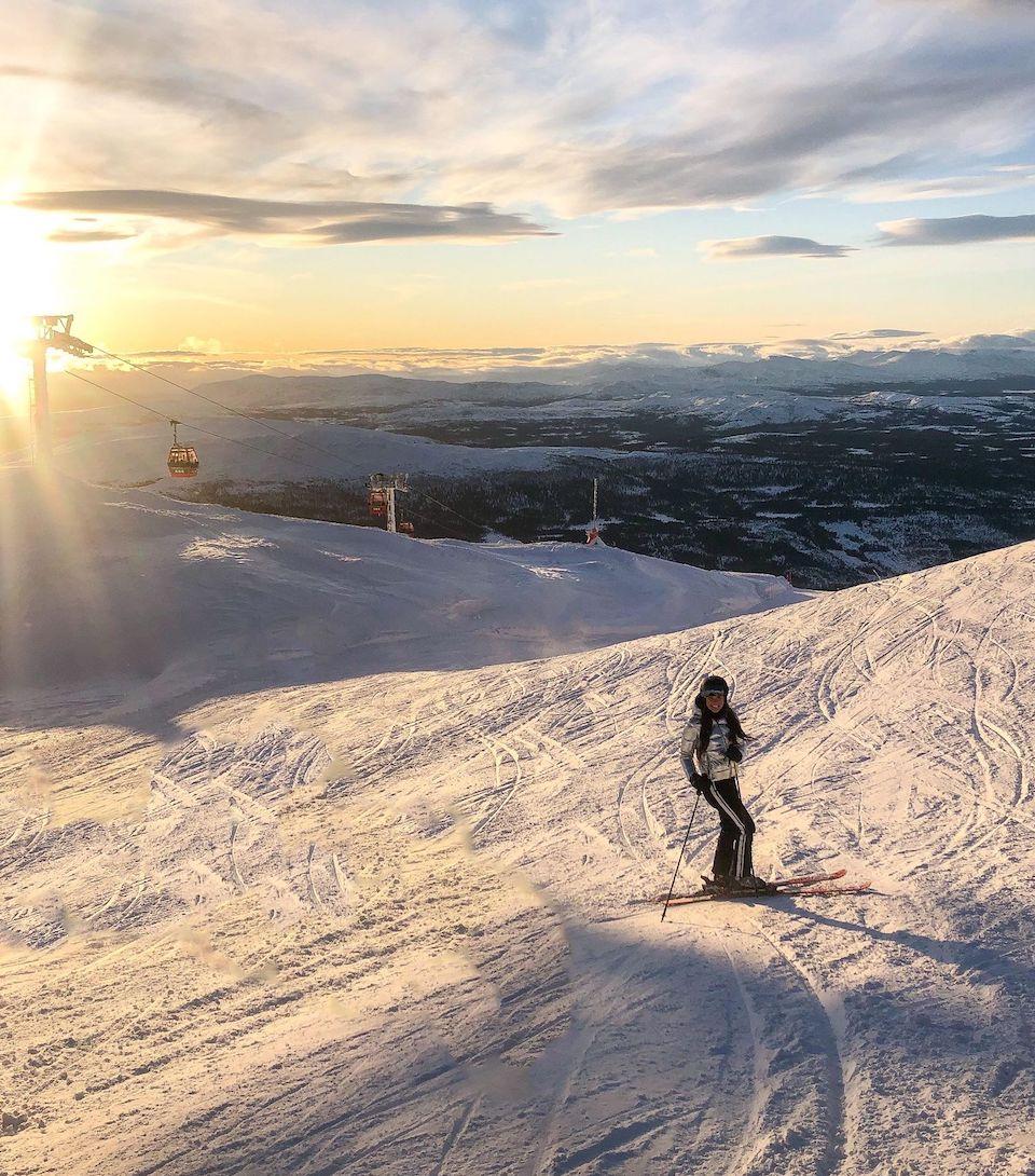 Pistemap Åre - Wintersport Åre Zweden - beste skigebied van Zweden