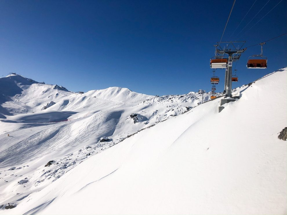Ischgl ski - wintersport tips - Samnaun - skimap Ischgl - Schhmugglerrunden/ Smuggler's circuits - Samnaun duty free run