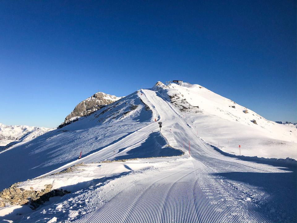 Ischgl ski - wintersport tips - Samnaun - skimap Ischgl - Schhmugglerrunden/ Smuggler's circuits -