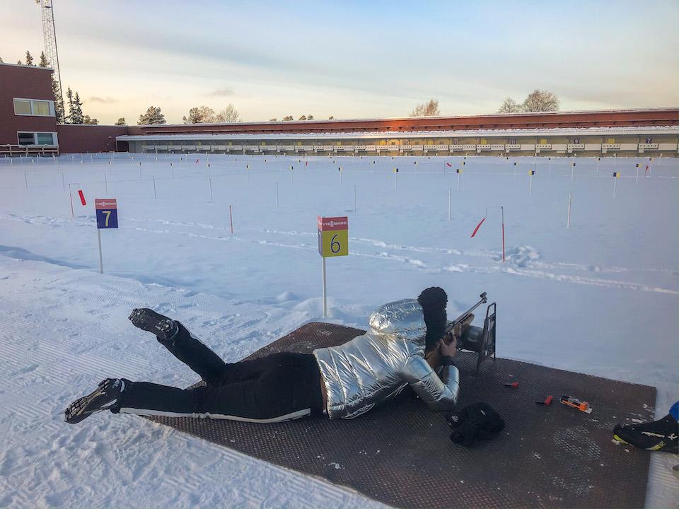 8x doen en winter tips voor Åre en Östersund in Jämtland Zweden. Biatlon in Zweden