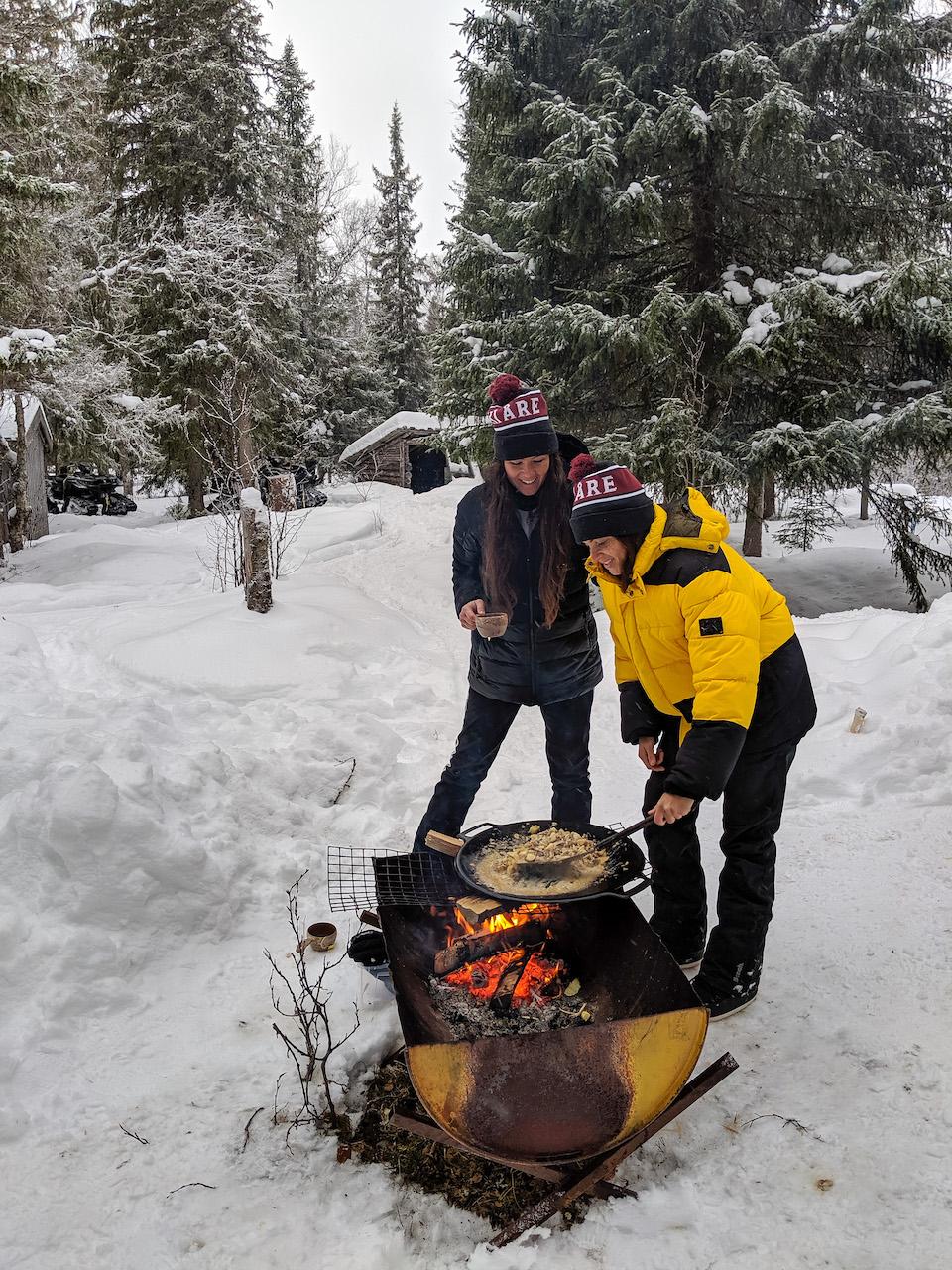 dogsledding Zweden, 8x doen en winter tips voor Åre en Östersund in Jämtland Zweden.  - Sami Suovas