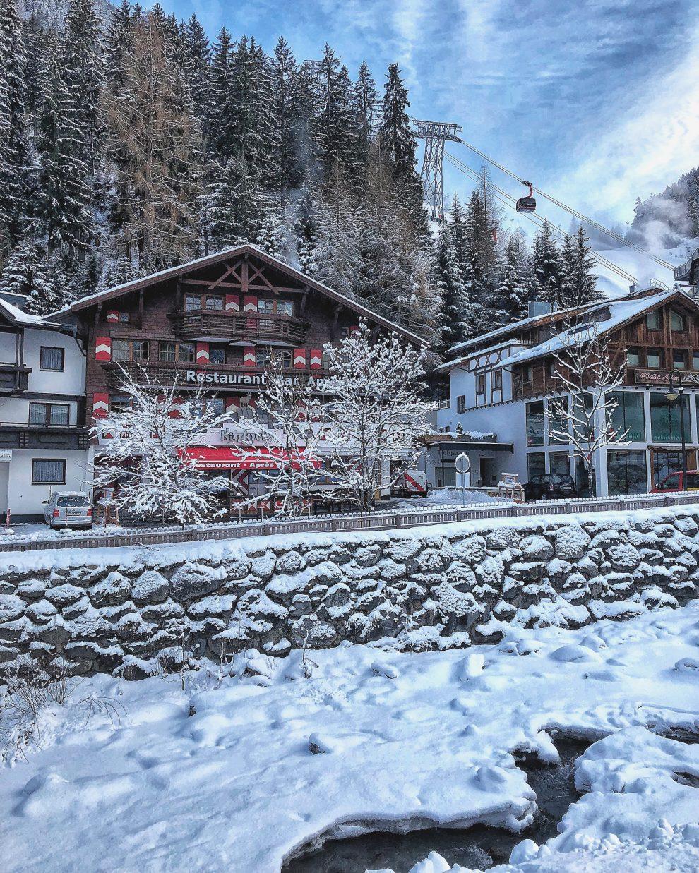 skien in Ischgl - wintersport - Après-ski en clubs inIschgl, Kitzloch Ischgl