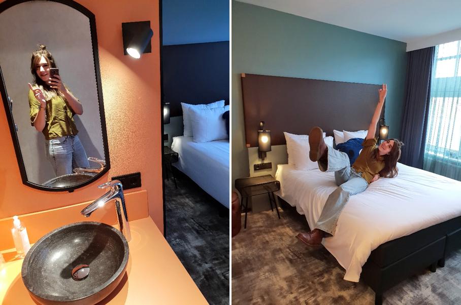 The Ed Amsterdam hotel Amsterdam centrum - Weekendje weg in Amsterdam - dichtbij Leidseplein
