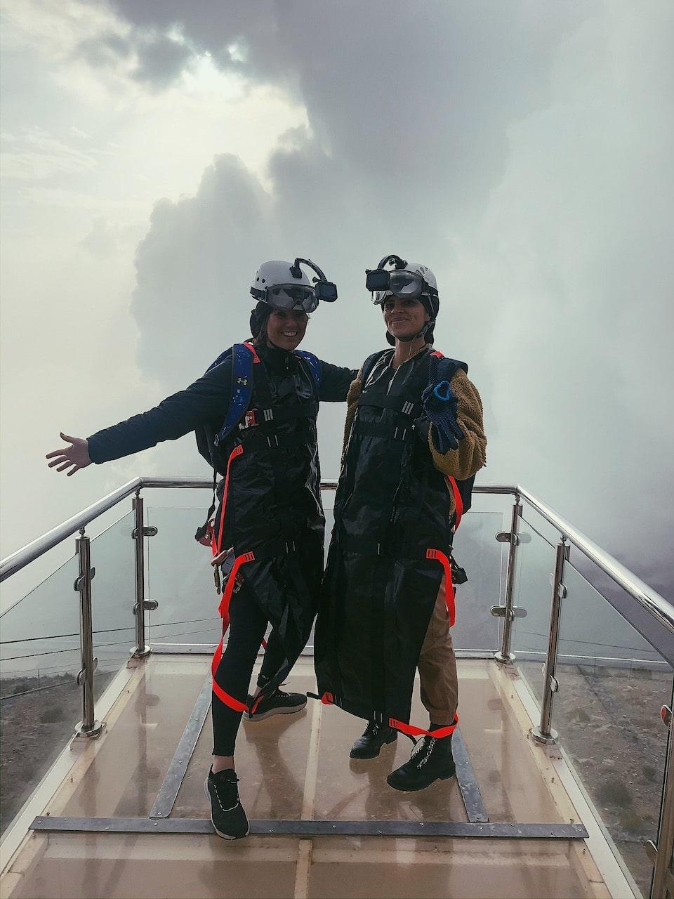 Jebel Jais Flight: de langste zipline ter wereld in Ras Al Khaimah. Toroverde