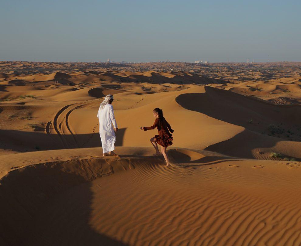Vakantie Ras Al Khaimah tips - Al Wadi Desert