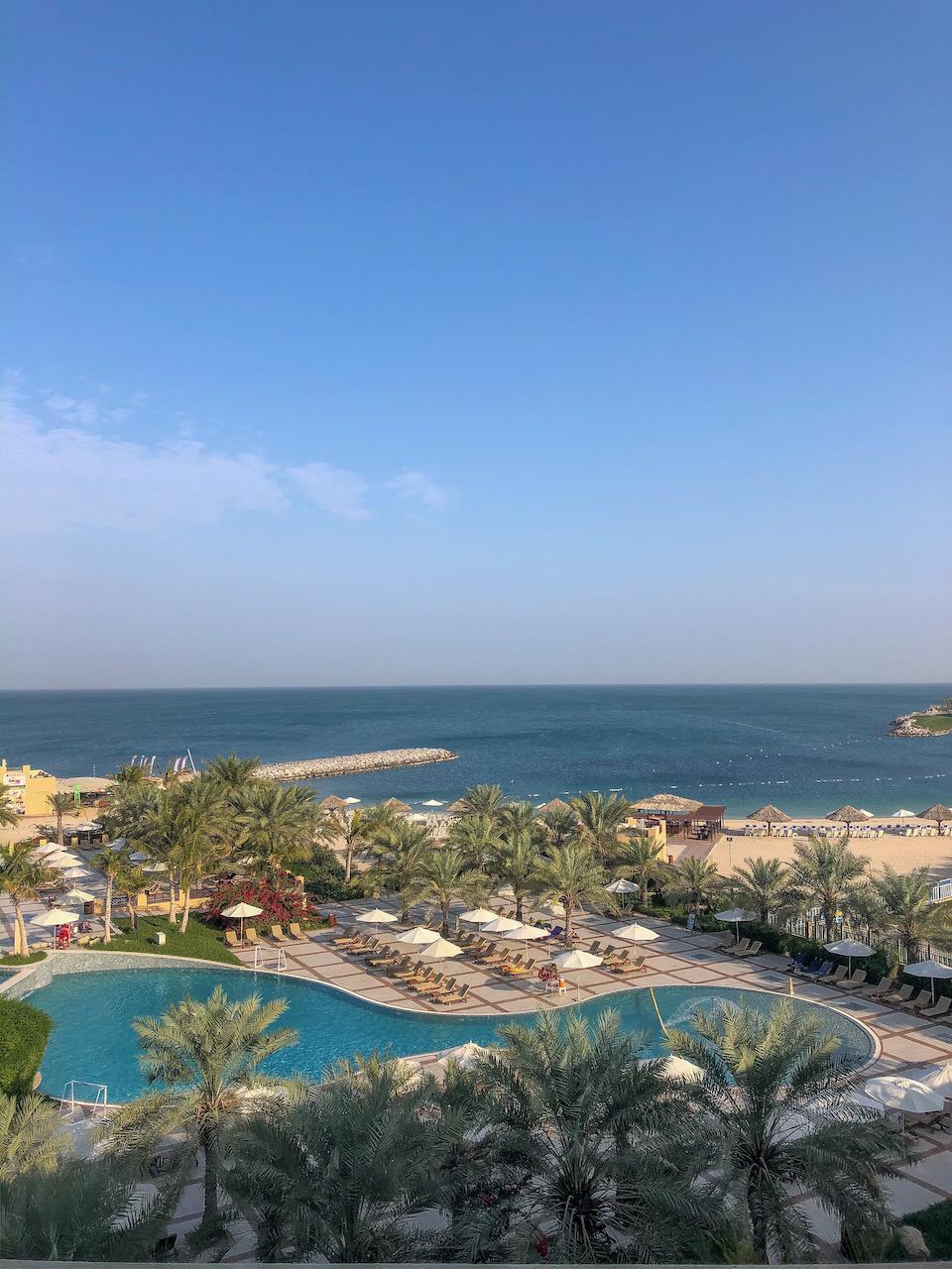 Vakantie Ras Al Khaimah tips - Hilton Ras Al Khaimah Resort & Spa