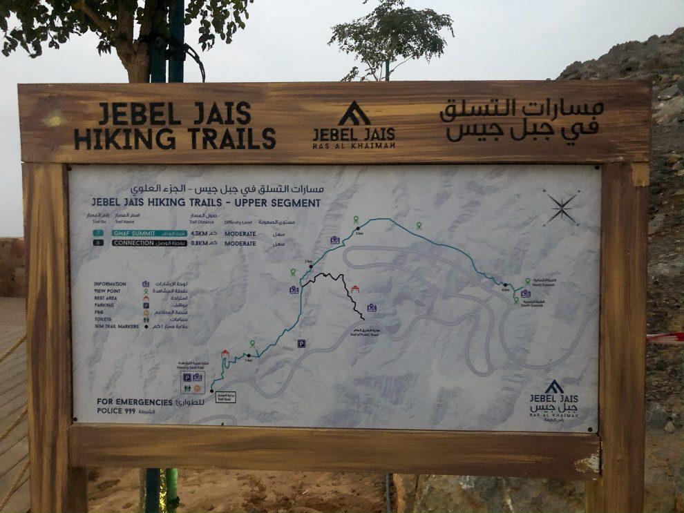 hiking trails jebel jais - Jebel Jais Flight: de langste zipline ter wereld in Ras Al Khaimah. Toroverde
