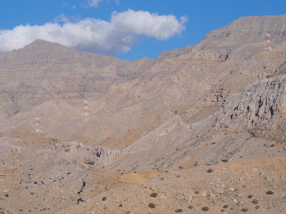 Jebel Jais Flight: de langste zipline ter wereld in Ras Al Khaimah.