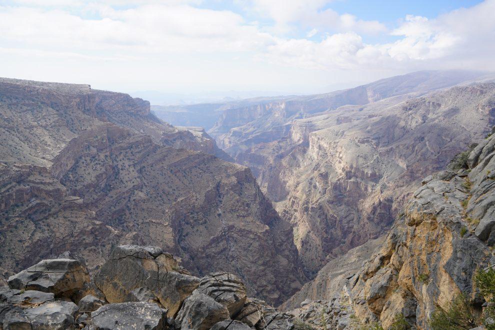 Jebel Akhdar - Alila hotels - De woestijn van Oman, Wahiba Sands - de bezienswaardigheden en beste reisroute voor 9 dagen.