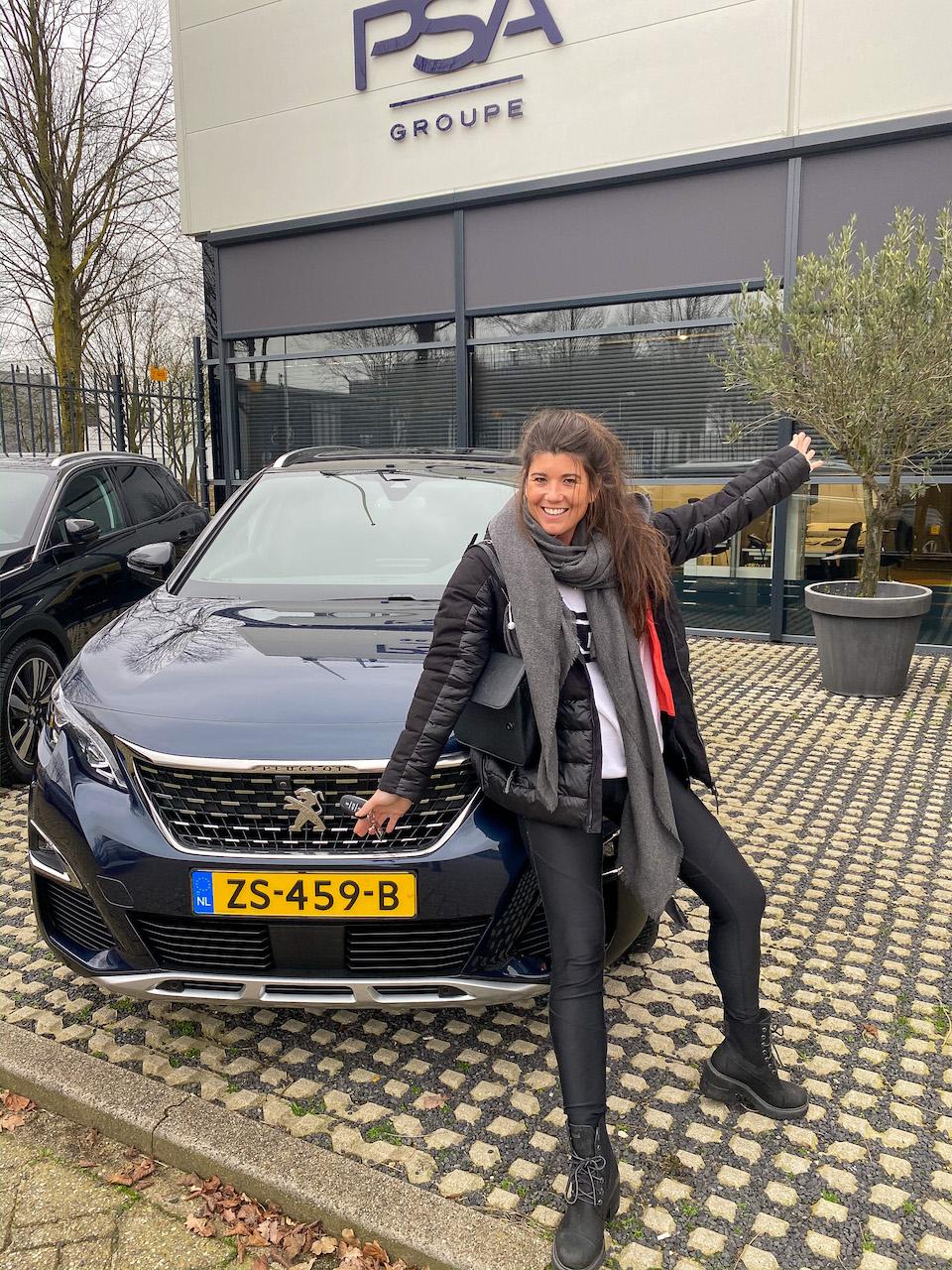 Peugeot Oostenrijk roadtrip met een Peugeot 5008 door Chloe Sterk