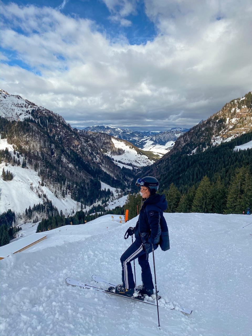 Wintersport Saalbach - Hinterglemm 2020 - Chloe Sterk