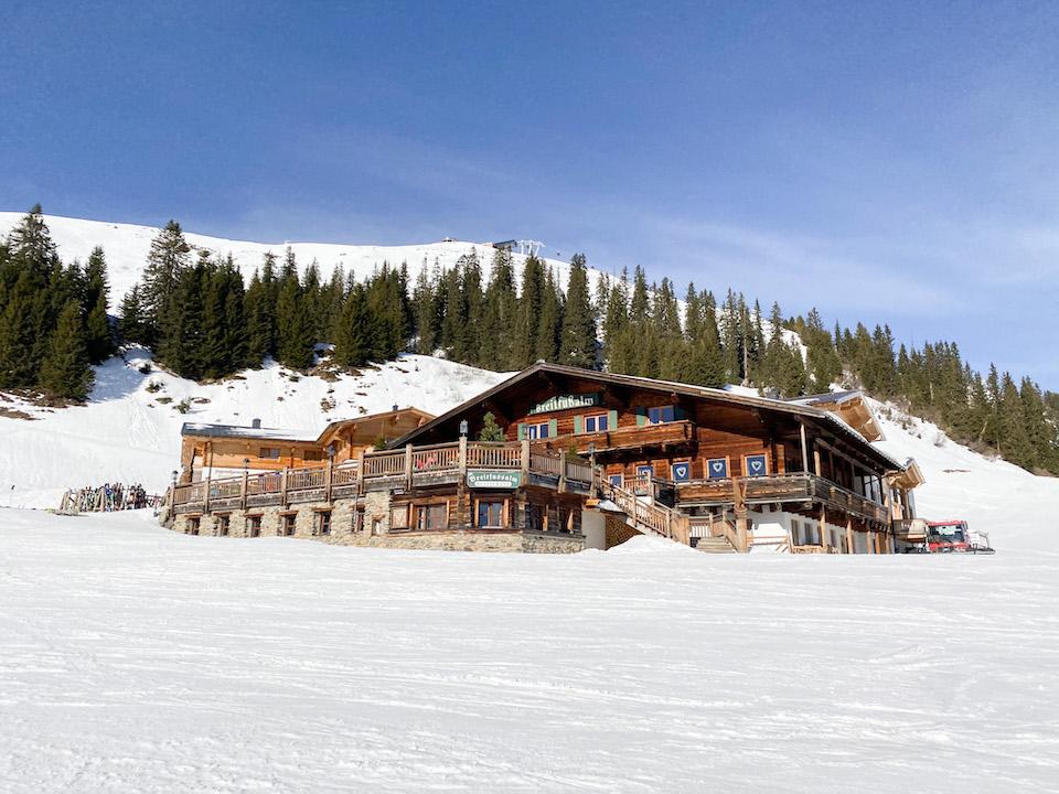 Wintersport Saalbach - Hinterglemm 2020 - de leukste skihutten