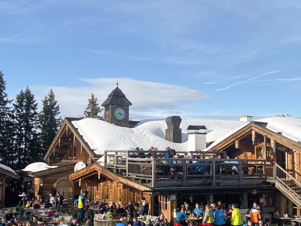 Wintersport Saalbach - Hinterglemm 2020 - de leukste skihutten - Alte Schmiede in Leogang