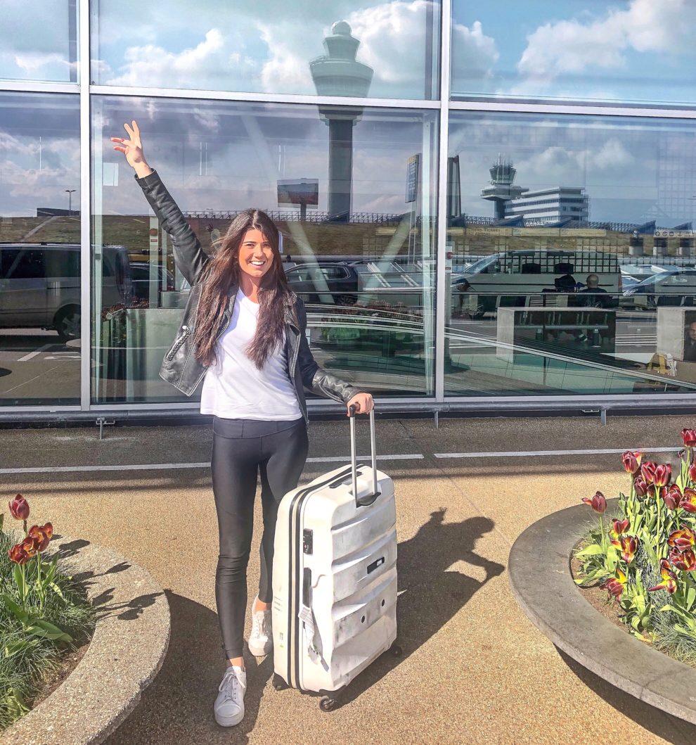 Chloe Sterk Column reizen