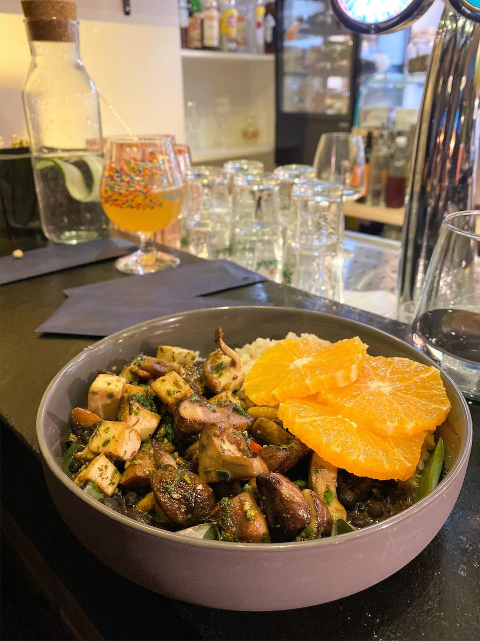 uit eten in Amsterdam Oud west restaurants - Gastrobar Colibri