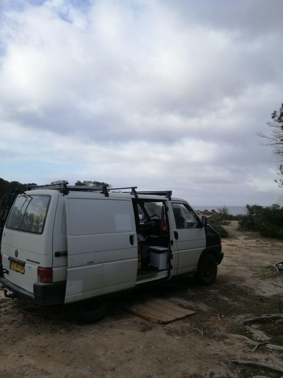 Stijn Wille op Ibiza - Coronavirus Ibiza - Lockdown Spanje