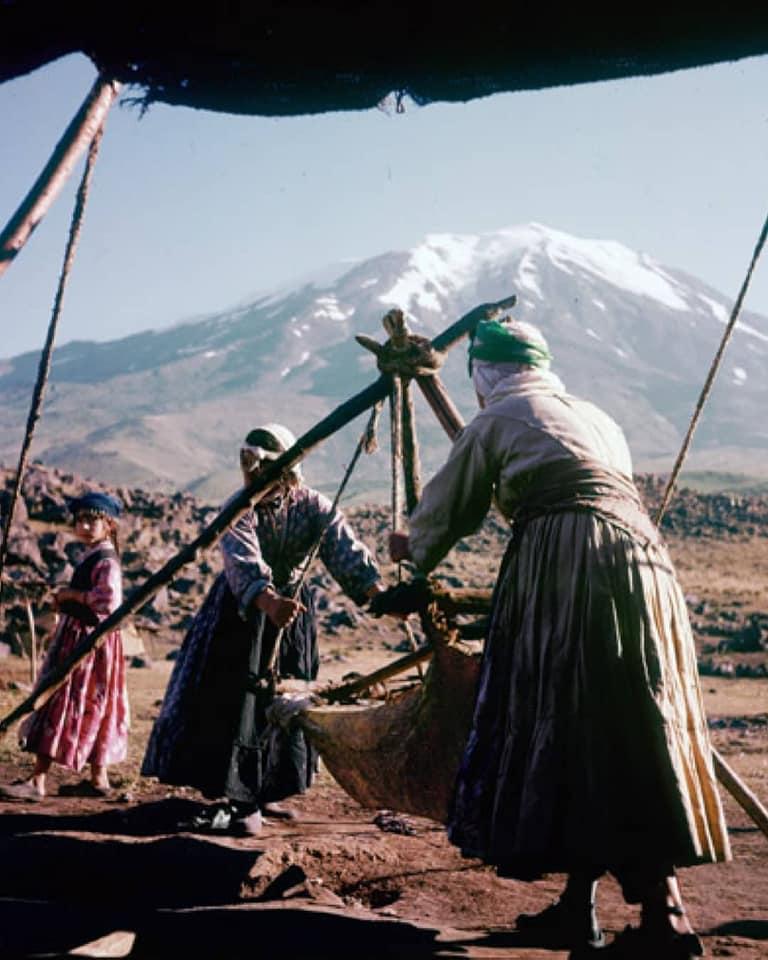 Koerdisch leven, twee culturen, Agri