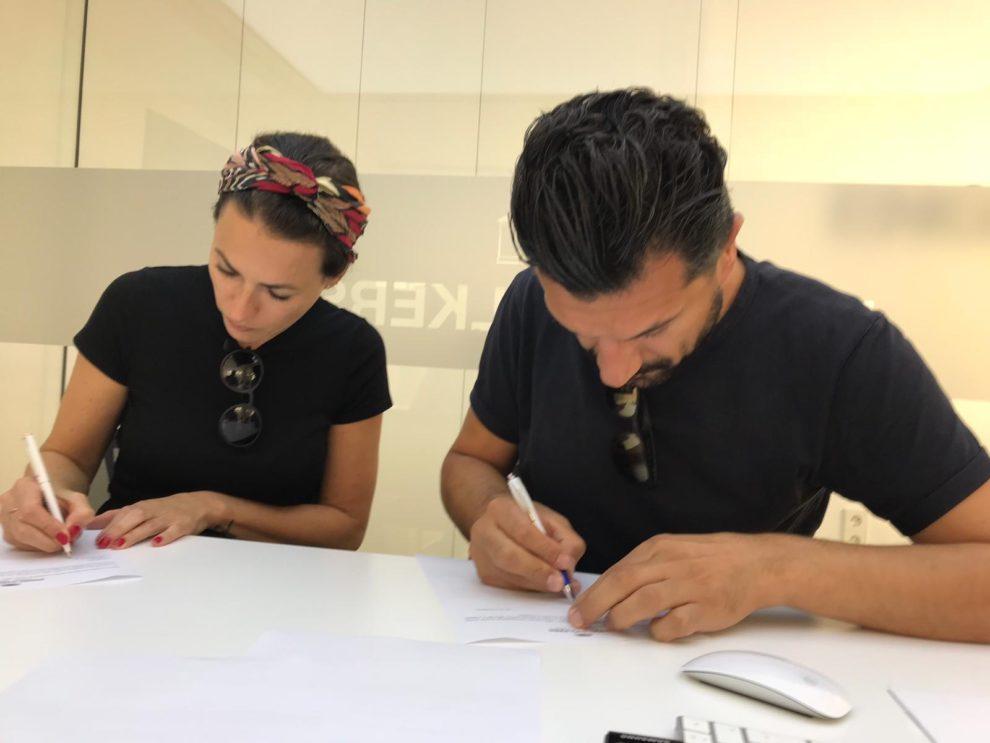 Emigreren naar Spanje -  hypotheek contract tekenen