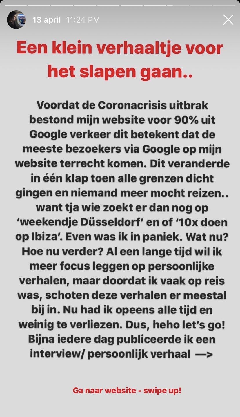 DailyNonsese.nl behaald 30.000 unieke bezoekers - niet geconfronteerd worden met jezelf