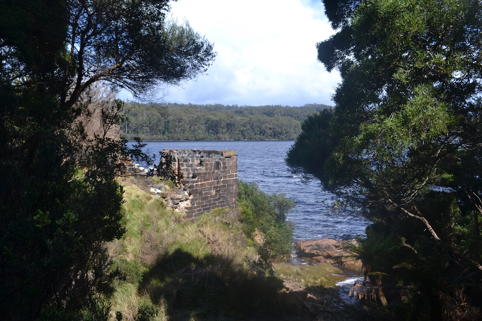 een bezoek brengen aan Sarah Island in Tasmanië, alle tips en informatie voor een bezoek
